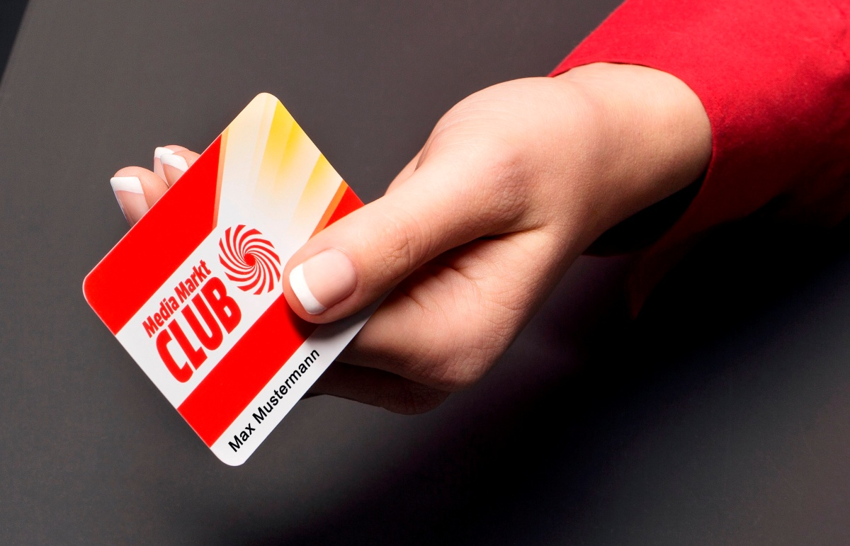 Media Markt Club Card